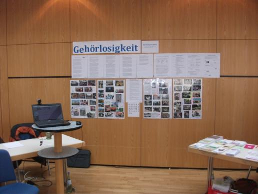Unser Stand...